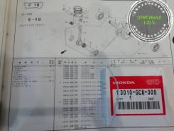 Поршневые кольца Honda LEAD 90. Japan. оригинал.