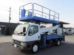 Mitsubishi Fuso Canter. Отличная Автовышка Mitsubishi Canter Платформа 15 метров, 4 600куб. см., 15,00м. Под заказ
