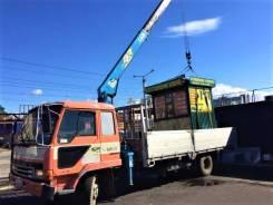 Услуги кран-борта 5 тонн