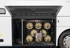 Yutong ZK6122H9. Yutong ZK 6122 H9 туристический, газовый (сжиженный природный газ), 51 место, В кредит, лизинг. Под заказ