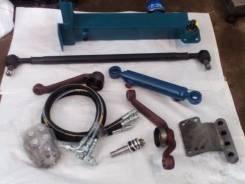 Комплект замены рулевого управления МТЗ-80 с ГУР на насос-дозатор. МТЗ 80