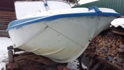 Лодка Казанка 5 м 4
