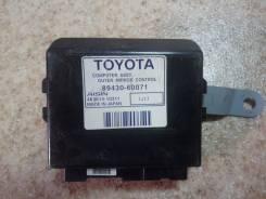 Блок управления зеркалами Toyota Land Cruiser (J200) 2007