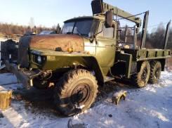 Урал 375. Продам урал 375, 11 150куб. см., 5 000кг., 6x6