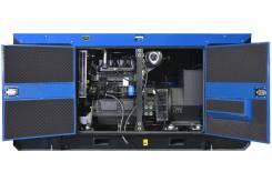 Дизельный генератор ТСС АД-50С-Т400-1РКМ11 в шумозащитном кожухе