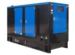 Дизельный генератор ТСС АД-100С-Т400-1РКМ11 в шумозащитном кожухе