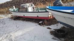 Промысловая, рыболовная лодка