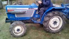 Iseki. Мини-трактор , 21 л.с.