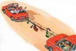 Буксировка автомобилей