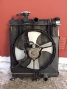 Радиатор охлаждения двигателя. Nissan Micra, K10, K11, K11E Nissan March, K10, K11 CG10DE