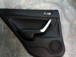 Обшивка двери задняя левая Honda Accord 7