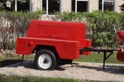 Пожарная помпа мп 1600, 1974
