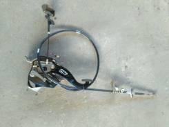 Педаль ручника. Стояночный тормоз.