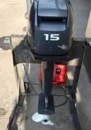 Yamaha. 15,00л.с., 2-тактный, бензиновый, нога S (381 мм), 2016 год. Под заказ