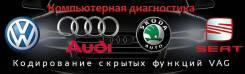 Диагностика Audi, Volkswagen, Skoda, Seat, Porsche в Горно-Алтайске