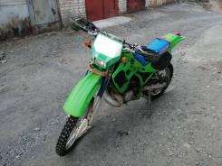 Kawasaki KDX250SR, 1991