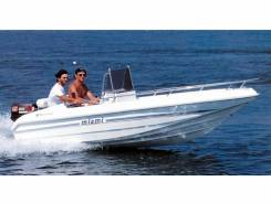 Лодка 4.7м мотор Johnson 50 2т