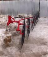 Грабли-Ворошилки усиленные на ВАЗовских ступицах