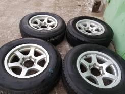"""Продам колеса 245/70/16 диски вылет 0 наSurf/Prado/Pajero/Terrano/L200. 8.0x16"""" 6x139.70 ET0 ЦО 110,0мм."""