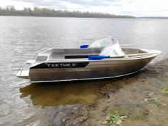 Лодка алюминиевая Тактика-460 DC Lite