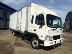 Hyundai HD120. HD 120 Extra Long изотермический фургон / рефрижератор, 5 899 куб. см., 6 300 кг., 4x2