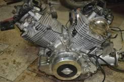 Двигатель Yamaha Virago XV750 XV1100 XV 750 XV 1100