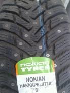Nokian Hakkapeliitta 8. зимние, шипованные, новый