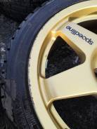 Комплект литых дисков Speedline из Японии.