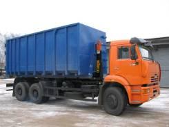 АС-20Д (63370) (на шасси КАМАЗ 6520-3072-53 Евро-5) (нав. Hyvalift) мультилифт, 2018