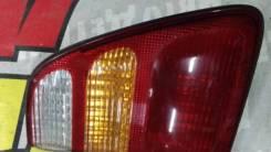 Фонарь задний левый внутренний Toyota Land Cruiser Ленд Крузер 100