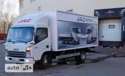 JAC N75, 2019