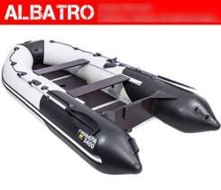 Лодка Ривьера 3400 СК Черная/Светло-серая Компакт
