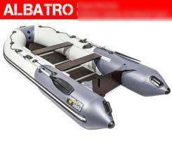 Лодка Ривьера 3600 СК Графит/Светло-серая Компакт
