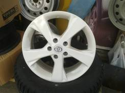 Литые диски Toyota 5x114.3 R-17 Новые.