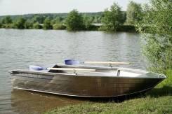 Алюминиевая лодка Тактика-390Р в г. Барнаул от официального дилера