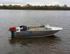Алюминиевая лодка Тактика-370 Классик