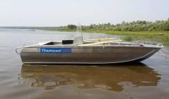 Алюминиевая лодка Тактика-420 FISH в г. Барнаул от офиц. дилера