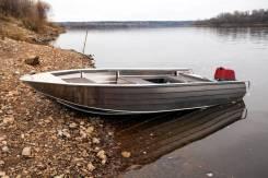 Алюминиевая лодка Тактика-430 Р в г. Барнаул от официального дилера