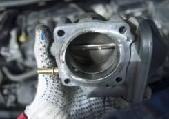 Чистка дроссельной заслонки, инжекторов, клапана EGR