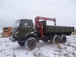 КамАЗ 4310 С КМУ Unic 340, 2020