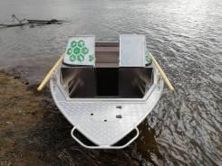 Алюминиевая лодка Тактика-460 DC Lite в г. Барнаул от офиц. дилера