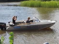Алюминиевая лодка Тактика-470 Hunter в г. Барнаул от офиц. дилера