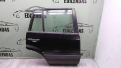 Дверь ford fusion, правая задняя
