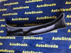 Решетка, жабо под дворники. Nissan Juke, F15, NF15, YF15, F15E Двигатели: HR15DE, HR16DE, MR16DDT