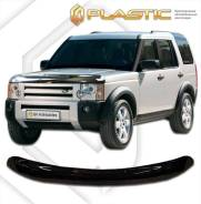 Дефлектор капота Land Rover Discovery 3 2004-2008 (Мухобойка)
