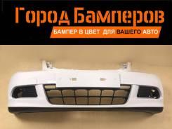 Новый передний бампер в цвет Nissan Almera 12-н. в. 620224AA0H