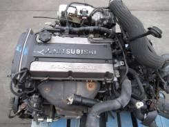 Двигатель в сборе. Mitsubishi: Chariot, Aspire, Attrage, Airtrek, 3000GT, 500, Carisma, ASX, Challenger, Bravo, 1/2T Truck, Chariot Grandis, Colt, Col...
