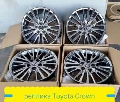 Шикарные R17, Toyota Crown, реплика
