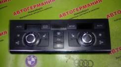 Блок управления климат-контролем Audi A6 C6 (04-11)