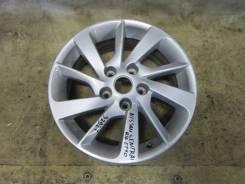 Диск колесный легкосплавный Nissan Sentra (B17) 2013-2017; Tiida (C13). Nissan Sentra, B17, B17R Nissan Tiida, C13, C13R HR16DE